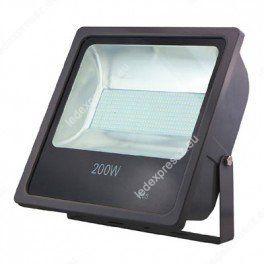 LED reflektor 200W, SMD, kültéri, hideg fehér fény - IP66