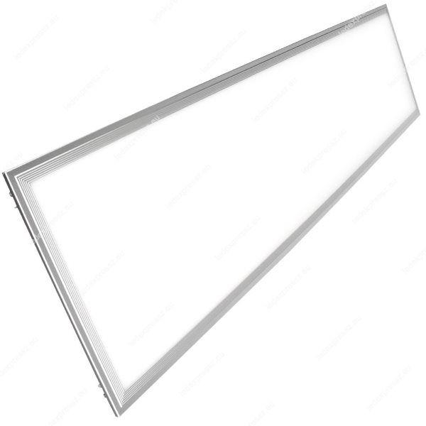 LED panel 120x30cm 48W természetes  fehér süllyesztett ultra lapos