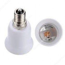 Átalakító adapter E14-ről E27-re, ledexpressz.eu