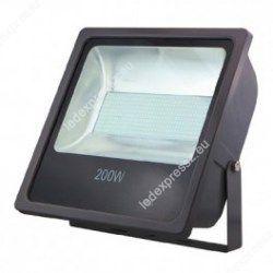 LED reflektor 50W, SMD, kültéri, meleg fehér fény - IP66