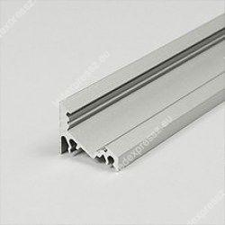 CORNER ALU LED PROFIL LED szalag 3060° beépítéséhez, ledexpressz.eu