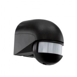 EGLO DETECT ME Kültéri fali mozgásérzékelő kapcsoló IP44 fekete, ledexpressz.eu