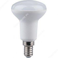 LED izzó R50 E14 7W hideg fehér