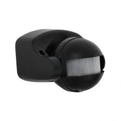 Kanlux JQ-30-B mozgásérzékelő fekete, ledexpressz.eu