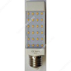 Led égő ufó lámpához E27 foglalat, 320 Lumen, 5W, meleg fehér, ledexpressz.eu