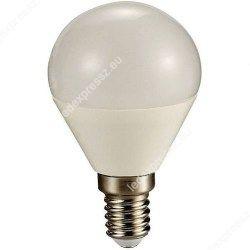 LED izzó G45 E27 3W 280° meleg fehér