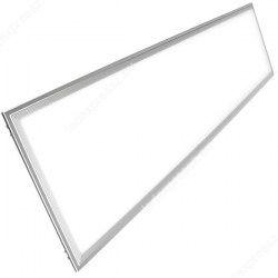 LED panel 120x30mm 42W meleg fehér süllyesztett ultra lapos, ledexpressz.eu