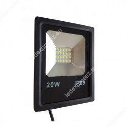 LED reflektor 20W, SMD, kültéri,
