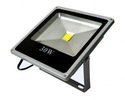 Led reflektor 30W IP65 hideg fehér