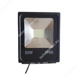 LED reflektor 50W, SMD, kültéri, fehér fény - IP66