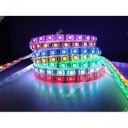 Led szalag kültéri RGB szines 60 led/m, 5050 chip, 14,4W, 60 led/m