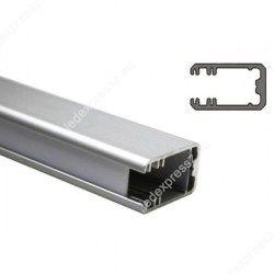 MIKRO-LINE ALU LED PROFIL LED szalag beépítésére, ledexpressz.eu